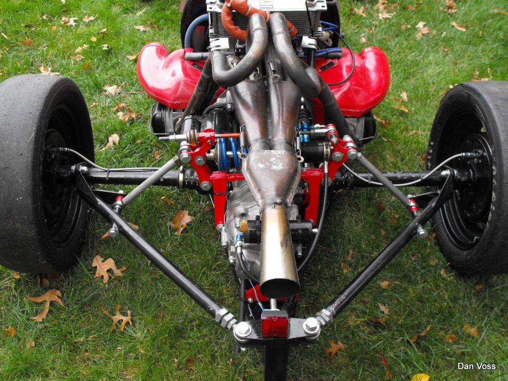 P2 rear vu body off