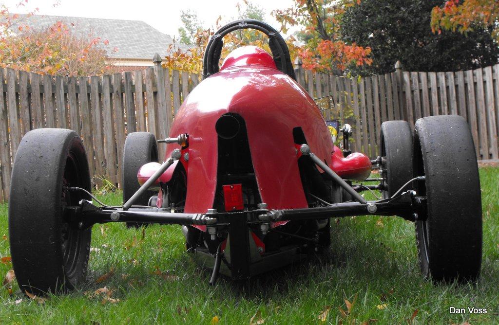 P2 rear vu body on